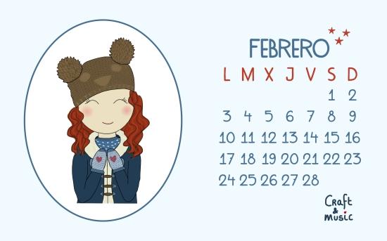 Calendario_Febrero_Craft&music.001