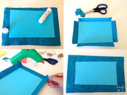 tutorial libreta encuadernación DIY proceso