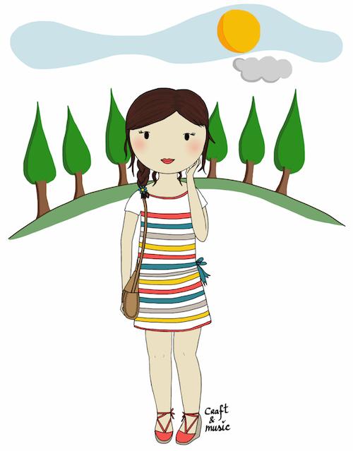 Álter Egoblogger summer outfit