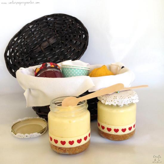 cheesecake limón y mascarpone 4