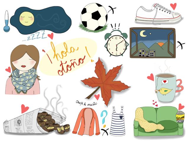 hola otoño
