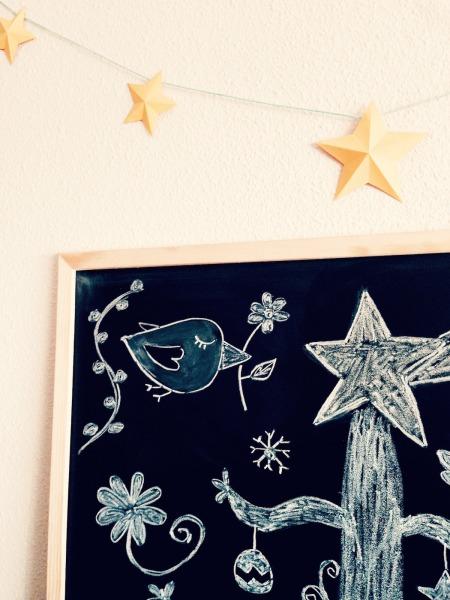 árbol-estrellas
