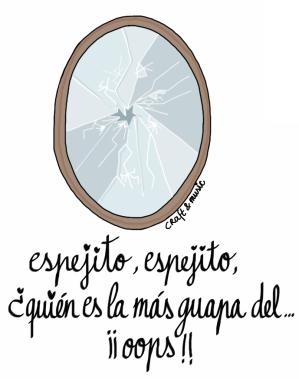 espejo roto-supersticiones