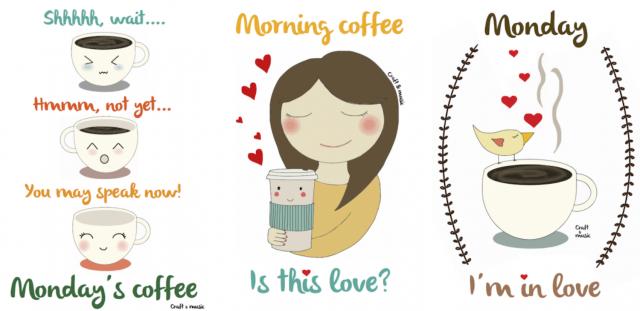 lunes-café-wallpaper-móvil