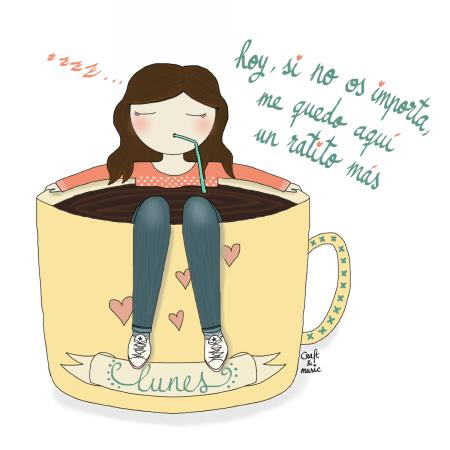 Lunes con café