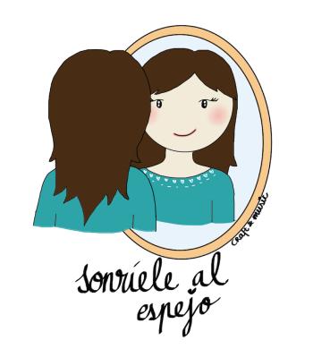 sonríele al espejo