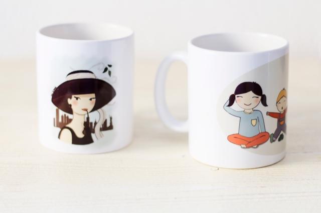 tazas hermanos y Audrey 4